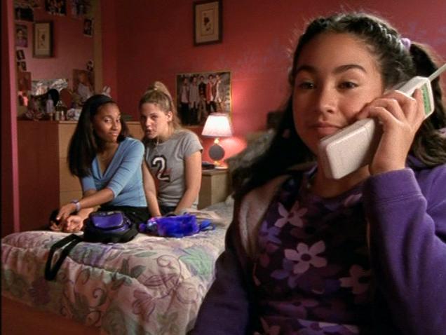Hazel, Paige, Manny