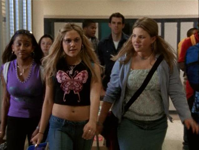 Hazel, Paige, Terri