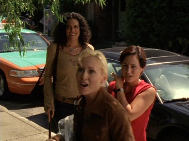 Lucy, Caitlin, Spike